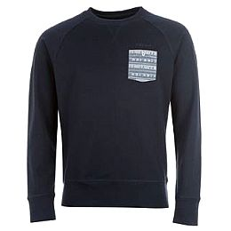 Купить Firetrap Pocket Crew Neck Sweater Mens 2200.00 за рублей