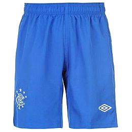 Купить Umbro Rangers Away Shorts 2012 2013 Junior 700.00 за рублей