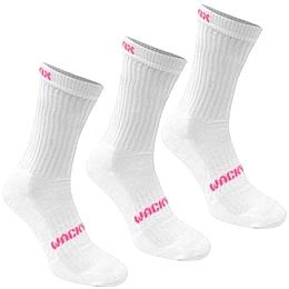 Купить Wacky Sox 3 Pack Sports Socks Junior 1700.00 за рублей