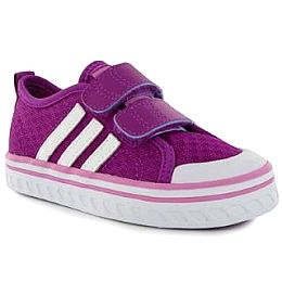 Купить adidas Vulcster CF Girls Infants Trainers 2150.00 за рублей