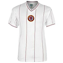 Купить Score Draw Retro Aston Villa Shirt 1982 European Cup Final 2250.00 за рублей