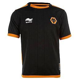 Купить Burrda Wolverhampton Wanderers Away Shirt 2011 2012 Junior 2300.00 за рублей