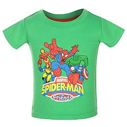 Купить Spiderman Crew T Shirt Baby 650.00 за рублей