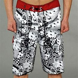 Купить Hot Tuna Tuna Propaganda Board Shorts Mens 1650.00 за рублей