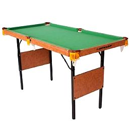 Купить Dunlop 54 inch Foldaway Pool Table 4900.00 за рублей