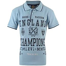 Купить England Graphic Polo Shirt Junior 700.00 за рублей