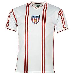 Купить Score Draw Sunderland AFC 1982 Home Shirt Mens 2450.00 за рублей