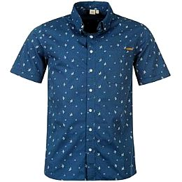 Купить Firetrap All Over Print Shirt Mens 1950.00 за рублей