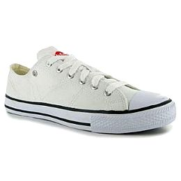 Купить Lee Cooper Canvas Low Mens Trainers 1800.00 за рублей