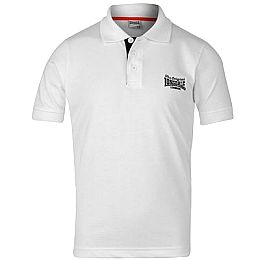 Купить Lonsdale 2 Stripe Polo Shirt Junior 700.00 за рублей