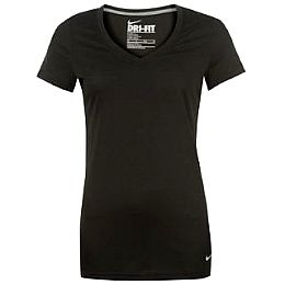 Купить Nike Loose V Neck T Shirt Ladies 2300.00 за рублей
