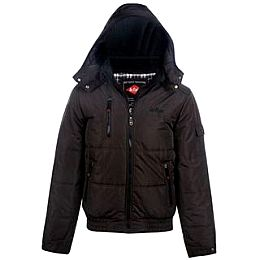 Купить Lee Cooper Cooper Hooded Bomber Jacket Mens 2300.00 за рублей