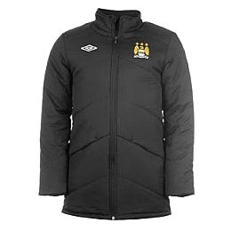 Купить Umbro Manchester City Football Club Stadium Jacket Mens 3100.00 за рублей