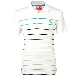 Купить Puma Fine Stripe Polo Shirt Mens 1750.00 за рублей