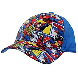 Купить Superman Print Cap Junior 700.00 за рублей