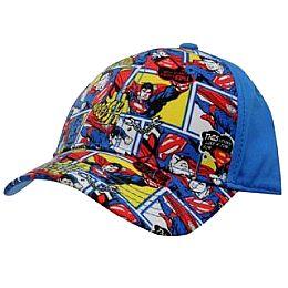 Купить Superman Print Cap Junior 700.00 за рублей
