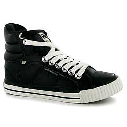 Купить British Knights BK Atoll Mid PU Trainers Kids 1900.00 за рублей