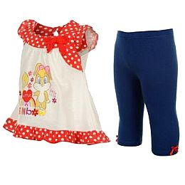 Купить Looney Tunes Tweety 2 Piece Dress Set Baby Girls 1650.00 за рублей