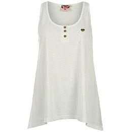 Купить Lee Cooper Loose Neppy Vest Ladies 700.00 за рублей