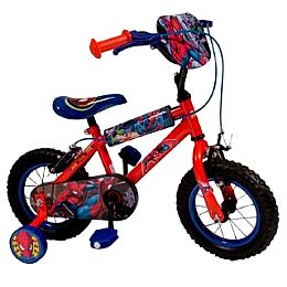 Купить --- Spiderman Bike 12 Inch 4850.00 за рублей