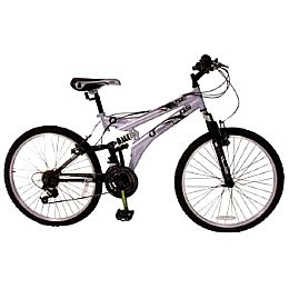 Купить --- Octane Dual Sus 24 Inch Mountain Bike Boys 6400.00 за рублей