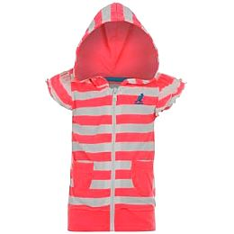 Купить Kangol Short Sleeved Hooded Top Infants 1650.00 за рублей