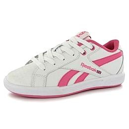 Купить Reebok CL Solid Court Junior Girls Trainers 2200.00 за рублей