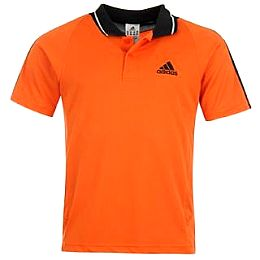 Купить adidas 3 stripe Polo Shirt Mens 1800.00 за рублей