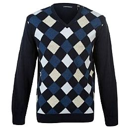 Купить Ashworth Argyle Golf Sweater Mens 3550.00 за рублей