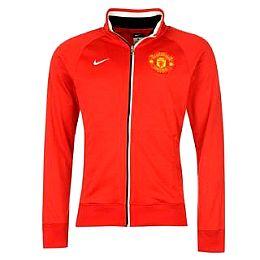 Купить Nike Manchester United Trainer Jacket Mens 3100.00 за рублей