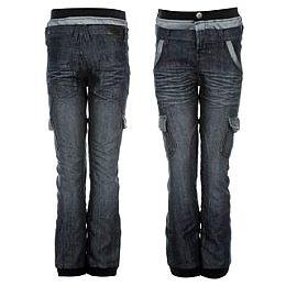 Купить No Fear Double Waistband Jeans Junior 1700.00 за рублей