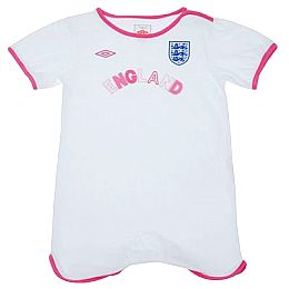 Купить Umbro England Baby Grow Girls 650.00 за рублей