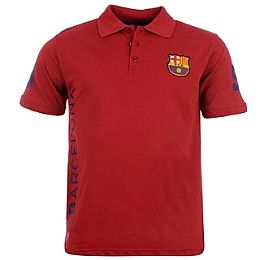 Купить Source Lab FC Barcelona Polo Shirt Mens 1800.00 за рублей