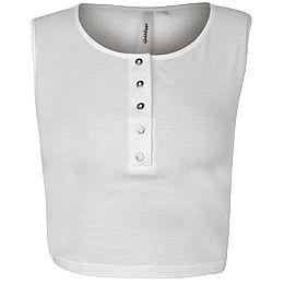 Купить Golddigga Popper Crop Vest Ladies 650.00 за рублей