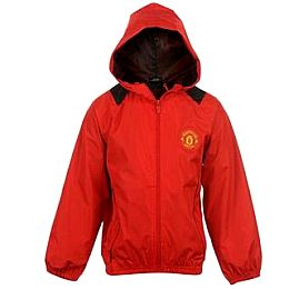 Купить Source Lab Manchester United FC Shower Jacket Junior 2100.00 за рублей