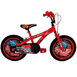 Купить Disney Cars 16 Inch Bike 6000.00 за рублей