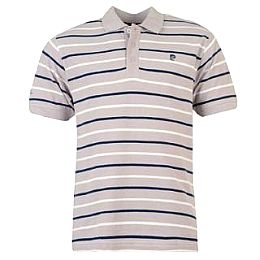 Купить Pierre Cardin Fine Stripe Polo Shirt Mens 1600.00 за рублей