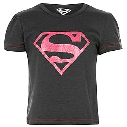 Купить Superman T Shirt Girls 700.00 за рублей