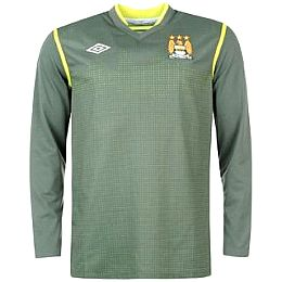 Купить Umbro Manchester City Home Shirt 2011 2012 Goalkeeper 2050.00 за рублей