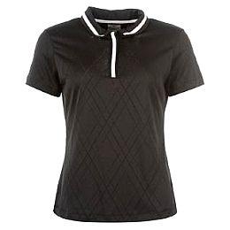Купить Maggie and Me Jacquard Polo Shirt Ladies 1850.00 за рублей