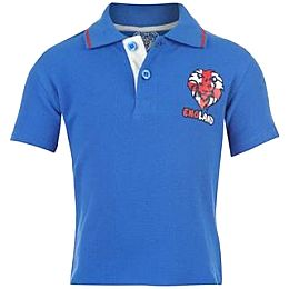 Купить England Badge Polo Shirt Infants 650.00 за рублей