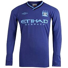 Купить Umbro Manchester City Away Shirt 2012 2013 Goalkeeper Junior 2950.00 за рублей