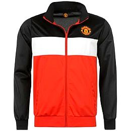 Купить Source Lab Manchester United Track Jacket Mens 2200.00 за рублей