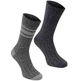 Купить Firetrap 2 Pack Mens Socks 1600.00 за рублей