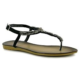 Купить Spot On Toe Post Sandals Ladies 1600.00 за рублей