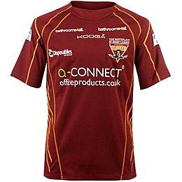 Купить KooGa Huddersfield Home Jersey 2012 3600.00 за рублей