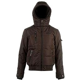 Купить Lee Cooper Hooded Bomber Jacket Junior 2100.00 за рублей