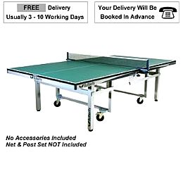 Купить Butterfly Centrefold Rollaway Indoor Table Tennis Table 66950.00 за рублей
