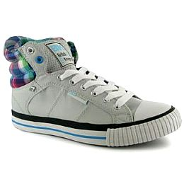 Купить British Knights Atoll Mid PU Cuff Junior Skate Shoes 2150.00 за рублей