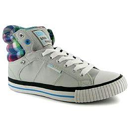 Купить British Knights Atoll Mid PU Cuff Junior Skate Shoes 2150.00 за рублей